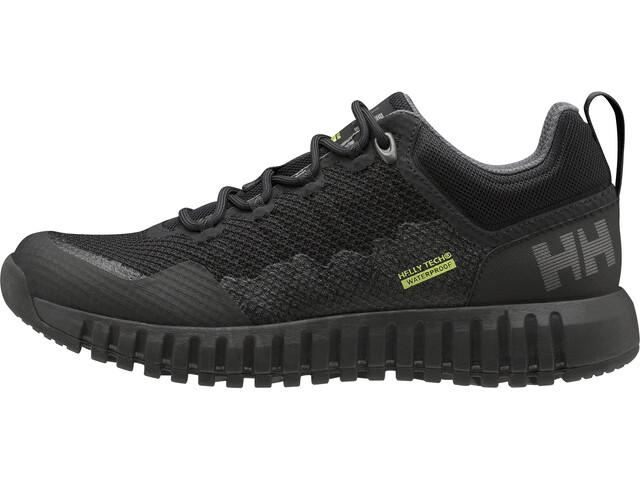 Helly Hansen Vanir Hegira HT Chaussures Homme, black/charcoal/azid lime